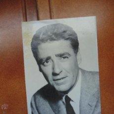 Cine: FOTO FICHA REVISTA ROMANTICA ACTOR PETER LAWFORD. Lote 53995966