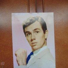 Cine: POSTAL ACTOR HAMTON FANCHER ,FOTO WARNER BROS AÑOS 60. Lote 53996200