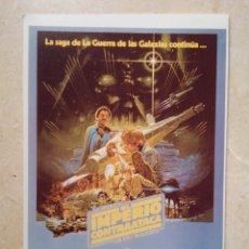 Cine: FOTO -10*15- EL IMPERIO CONTRAATACA - STAR WARS. Lote 68085349