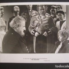 Cine: THE MUDLARK - FOTOGRAFIA ESCENA PELICULA-20 TH. FOX -IRENE DUNN -MIDE 20X25 CM-(V-7750-ESCOJER FOTO). Lote 68680053