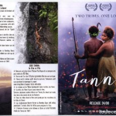 Cine: TANNA. 15 X 21 CMS... Lote 68787165