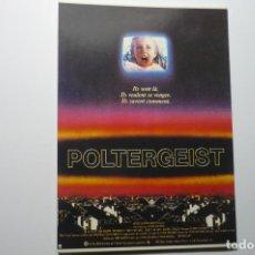 Cine: POSTAL EXTRANJERA POLTERGEIST. Lote 68978453