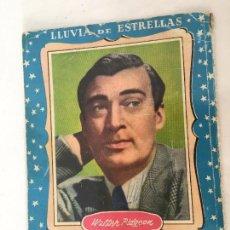 Cine: WALTER PIDGEON AÑOS 50 COLECCIÓN LLUVIA DE ESTRELLAS Nº 1407. Lote 71800207