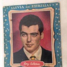 Cine: RONY CALHOUN AÑOS 50 COLECCIÓN LLUVIA DE ESTRELLAS Nº 711. Lote 71801547