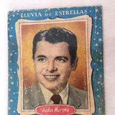 Cine: AUDIE MURPHY AÑOS 50 COLECCIÓN LLUVIA DE ESTRELLAS Nº 815. Lote 71801891