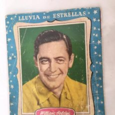 Cine: WILLIAM HOLDEN AÑOS 50 COLECCIÓN LLUVIA DE ESTRELLAS Nº 1291. Lote 71802123