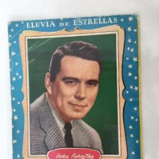 Cine: JOHN FORSYTHE ** AÑOS 50** COLECCIÓN LLUVIA DE ESTRELLAS Nº 1257. Lote 71802695