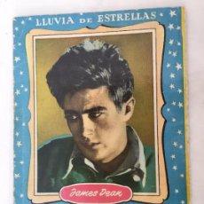 Cine: JANES DEAN ** AÑOS 50** COLECCIÓN LLUVIA DE ESTRELLAS Nº 1297. Lote 71802803