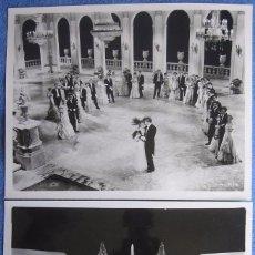 Cinema: BELLA ADELINA. IRENE DUNNE. 2 FOTOS ORIGINALES USA ESTRENO. WARNER 1936. Lote 72763511