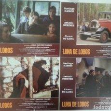 Cine: FOTOCROMOS - LUNA DE LOBOS 1987 - CINE ESPAÑOL. Lote 74400827