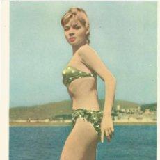 Cine: POSTAL LINDA BOYDER - EDICIONES BARCICROM 505 - EDITADA EN 1963 - S/C. Lote 95969367