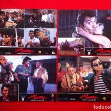 Cine: LOTE 4 FOTOCROMOS MAKINAVAJA 2 LOBBY CARDS ¡¡¡ARTICULO COMPRA MINIMA 8 EUROS!!!. Lote 77525253