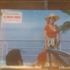 Cine: LA ESPOSA VIRGEN. GIGANTE FOTOCROMO ORIGINAL ESTRENO. Lote 77667477