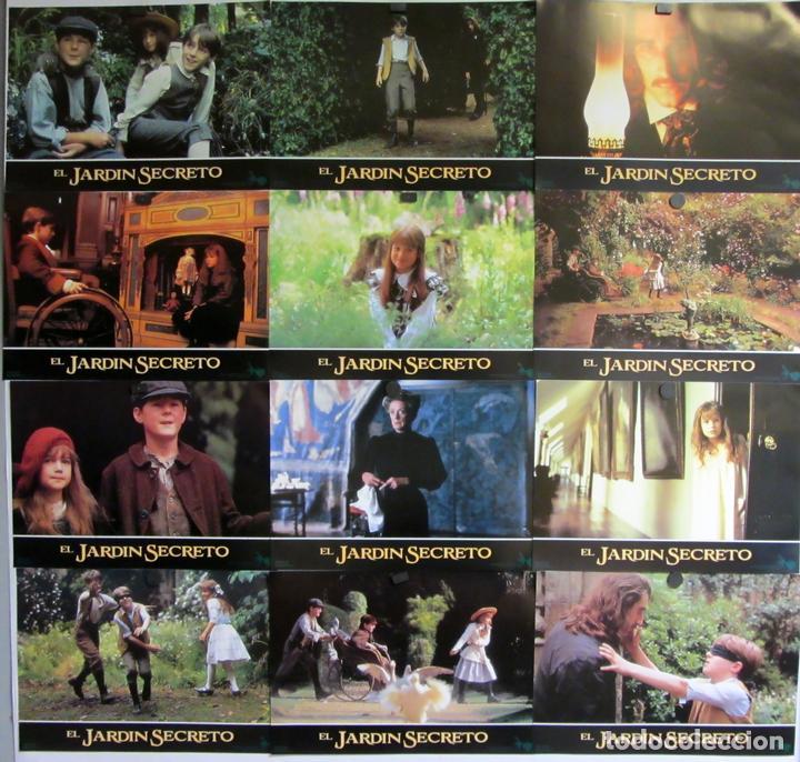 12 fotocromos originales de la pelicula el jard - Kaufen Fotos und ...