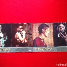 Cine: LOTE 2 FOTOCROMOS PHANTASMA LOBBY CARD ¡¡¡ARTICULO COMPRA MINIMA 8 EUROS!!!. Lote 78189753