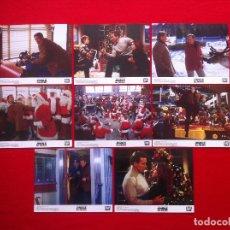 Cine: LOTE 8 FOTOCROMOS UN PADRE EN APUROS LOBBY CARD CARTON-CARTULINA EDICION USA. Lote 78190409