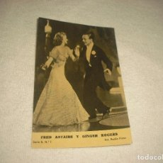 Cine: FRED ASTAIRE Y GINGER ROGERS . FOTO RADIO FILMS. Lote 80467241