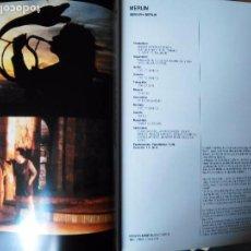 Cine: CINE . FOTOS - PELICULA - MERLIN CLARA SANCHIS JAVIER GRANDES UDOLFO ARREIETA FRANCIS LORENZO. Lote 83148336