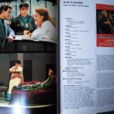 Cine: CINE . FOTOS - PELICULA - NI SE TE OCURRA CRUZ Y RAYA JUAN MUÑOZ JOSE SANCHEZ ANGELES MARTIN GUILLER. Lote 83148732