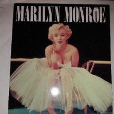 Cine: MARILYN MONROE - THE CLASSIC POSTER BOOK - CONTIENE 6 POSTERS. Lote 83439172