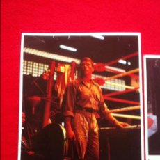 Cine: LOTE 2 FOTOCROMOS KICKBOXER LOBBY CARD ¡¡¡ARTICULO COMPRA MINIMA 8 EUROS!!!. Lote 83622832