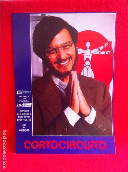 FOTOCROMOS CROTOCIRCUITO LOBBY CARD ¡¡¡ARTICULO COMPRA MINIMA 8 EUROS!!! (Cine - Fotos, Fotocromos y Postales de Películas)