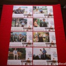 Cine: 8 FOTOCROMOS FORREST GUMP LOBBY CARD ¡¡¡ARTICULO COMPRA MINIMA 8 EUROS!!!. Lote 83632304