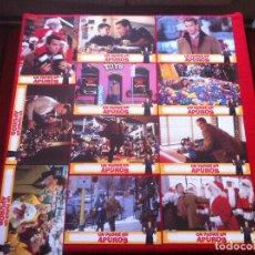 Cine: 11 FOTOCROMOS UN PADRE EN APUROS LOBBY CARD. Lote 83632720