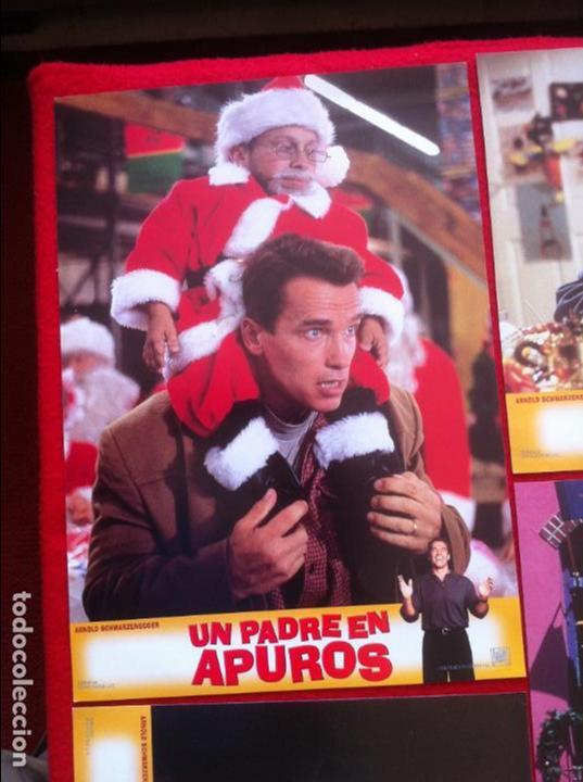 Cine: 11 Fotocromos UN PADRE EN APUROS lobby card - Foto 2 - 83632720