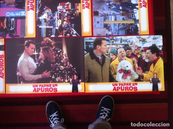 Cine: 11 Fotocromos UN PADRE EN APUROS lobby card - Foto 3 - 83632720
