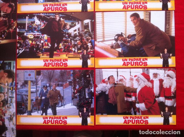Cine: 11 Fotocromos UN PADRE EN APUROS lobby card - Foto 4 - 83632720