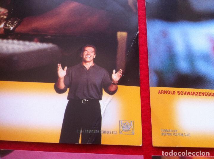 Cine: 11 Fotocromos UN PADRE EN APUROS lobby card - Foto 5 - 83632720
