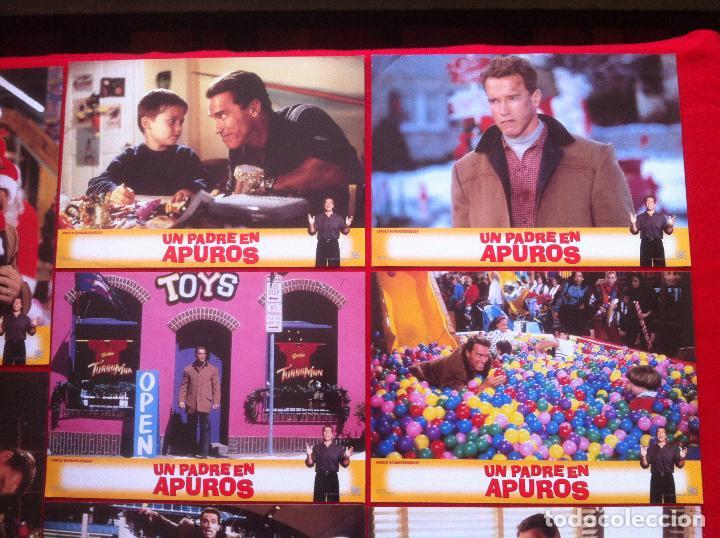 Cine: 11 Fotocromos UN PADRE EN APUROS lobby card - Foto 6 - 83632720