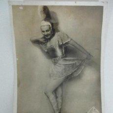 Cine: FOTO MONIQUE ROLLAND USA - ESCRITA Y CIRCULADA - ALIANZA CINEMATOGRÁFICA ESPAÑOLA - AÑO 1934. Lote 85476884