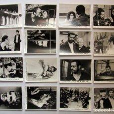 Cine: DETRAS DE LOS MUROS. 18 FOTOCROMOS ORIGINALES DE LA PELICULA. 24 X 18 CMS. URI BARBASH 1984. Lote 86695040