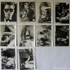 Cine: BAJO EL VOLCÁN. 10 FOTOCROMOS ORIGINALES DE LA PELICULA. 24 X 18 CMS. JOHN HUSTON 1984. Lote 86695728
