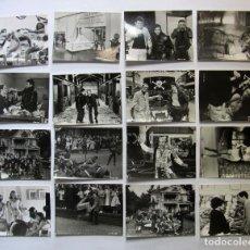 Cine: DESMADRE A LA AMERICANA. 16 FOTOGRAFÍAS ORIGINALES DE LA PELICULA. 24 X 18 CMS. JOHN LANDIS 1978 USA. Lote 86697712