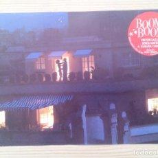 Cine: 2 FOTOCROMOS - LOBBY CARD - BOOM BOOM. Lote 88329096