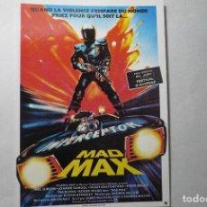 Cine: POSTAL CINE EXTRANJERA MAD MAX. Lote 88841628