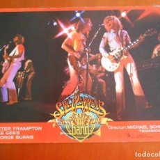 Cine: L-334 FOTOCROMO SGT PEPPER'S LONELY HEARTS CLUB BAND - 1978- BEE GEES - PETER FRAMPTON. BEATLES.. Lote 89214812