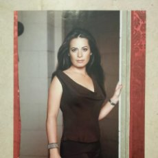 Cinéma: FICHA COLECCIONABLE -A4- HOLLY MARIE COMBS. Lote 89323296