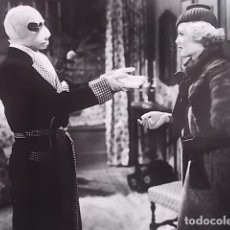 Cine: EL HOMBRE INVISIBLE - JAMES WHALE - 1933. Lote 89361652
