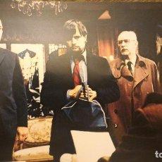 Cine: FOTO 24 X 18 CM - COLOR - FILME HAUSER'S MEMORY O EL ENIGMA - DAVID MCCALLUM - ORIGINAL - 1970. Lote 90031908