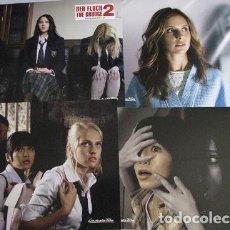 Cine: EL GRITO 2 (JUEGO COMPLETO ALEMAN DE 8 FOTOCROMOS) LEER DESCRIPCION . Lote 90182472