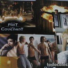 Cine: THE COVENANT (EL PACTO) JUEGO COMPLETO ALEMAN DE 8 FOTOCROMOS (LEER DESCRIPCION) . Lote 90183044