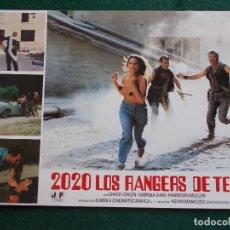 Cine: FOTOGRAMA O FOTOCROMO DE LA PELÍCULA 2020 LOS RANGERS DE TEXAS. Lote 90402490