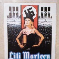 Cine: TARJETA PAPEL -10*15- LILI MARLEEN - GUERRA - HANNA SCHYGULLA - DRAMA NAZI. Lote 92131505