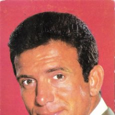 Cine: TONY FRANCIOSA, POSTAL ORIGINAL COLOR AÑOS 60. Lote 93590645