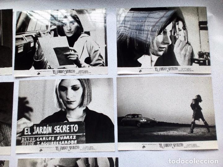 Cine: EL JARDÍN SECRETO (1984). SET 10 FOTOCROMOS; ASSUMPTA SERNA XABIER ELORRIAGA CECILIA - Foto 3 - 93638175