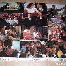 Cine: UNO DE LOS NUESTROS. GOODFELLAS. SET COMPLETO 12 FOTOCROMOS. 1990. NUEVOS.. Lote 94867127